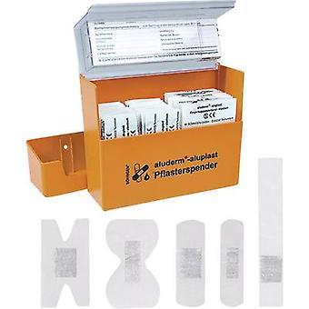 ה® מכונת העור-ALUPLAST PFLASTERSPENDER גבס מנפק (L x W x H) 160 x 122 x 57 mm