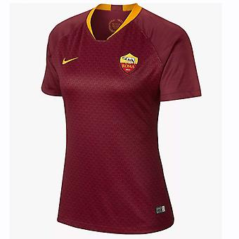2018-2019 Roma Home Nike Ladies Shirt
