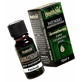 Terveysapu Patchouli Oil (Pogostemon patchouli), 10ml