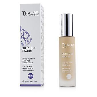 Thalgo Silicium Marin Anti Ageing Foundation - # Natural - 30ml/1oz
