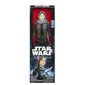 Star Wars Rogue One 12-Inch Sergeant Jyn Erso Figure
