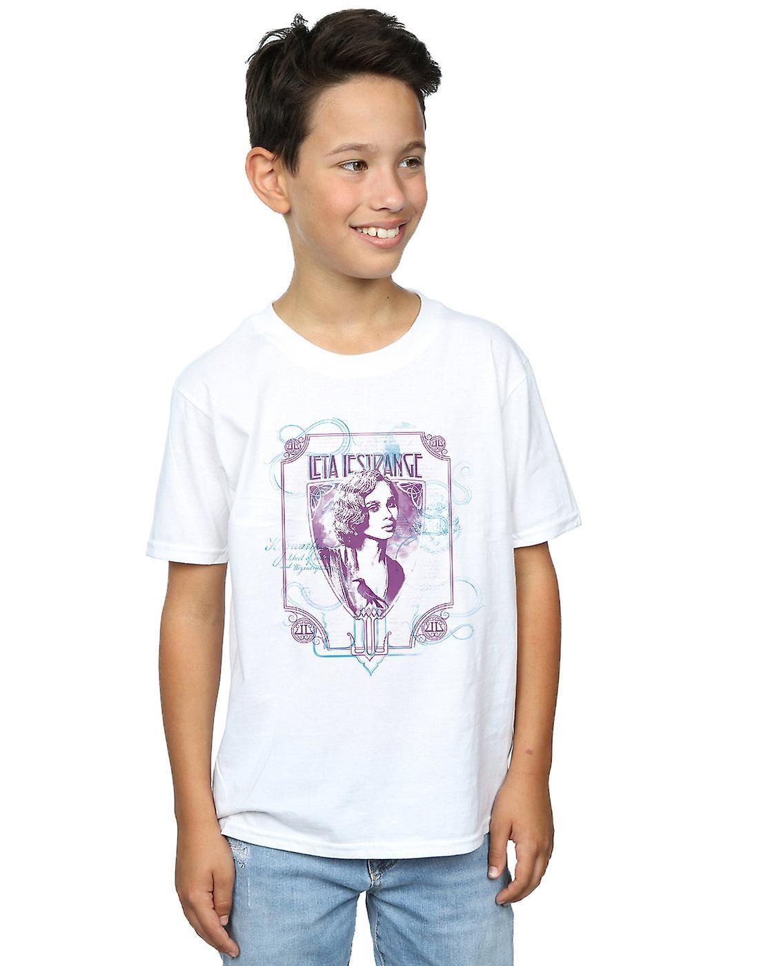 Fantastic Beasts Boys Leta Lestrange T-Shirt