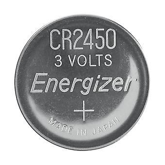Energizer EN-638179 Lithium Knoopcel Batterij Cr2450 3 V 2-blister