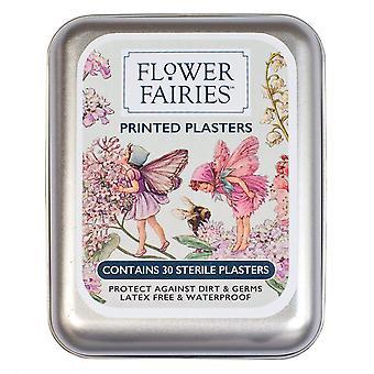 Flower Fairy Printed Plasters