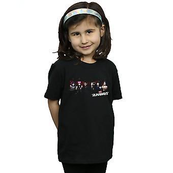 Marvel Mädchen Runaways Lineup T-Shirt