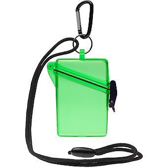 Witz zien veilige lichtgewicht waterdichte Sport Case - groen