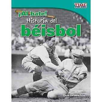 Al BATE Borisov! Historia del Beisbol (slagman omhoog! Geschiedenis van honkbal) (Spani