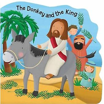 The Donkey and the King by Su Box - Sarah Connor - 9781785066481 Book