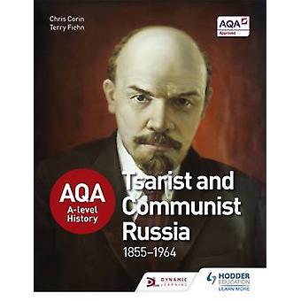 Historia A-Level AQA - carskiej i komunistycznej Rosji 1855-1964 przez Chris