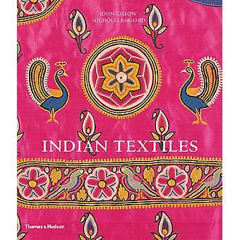 Livre de Textiles Indiens par John Gillow - Nicholas Barnard - 9780500291184