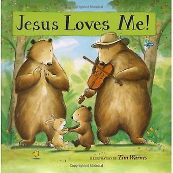 Jesus älskar mig!