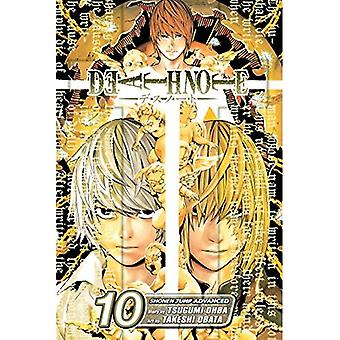 Death Note: v. 10 (Death Note)