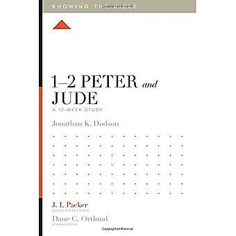 1-2 Peter og Jude: en 12-ukers studie (vite Bibelen)