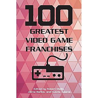 100 mejores franquicias de videojuegos
