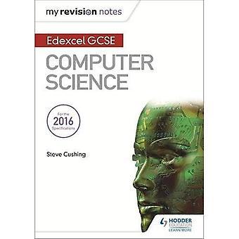 Edexcel GCSE informatikk revisjon meg notater 2e