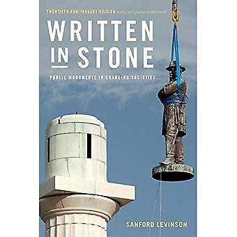 In Stein gemeißelt: öffentliche Denkmäler in wandelnden Gesellschaften (öffentliche Planet Bücher)