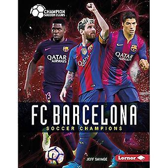 FC Barcelona: Jalkapallo Mestarien (Champion jalkapalloseuroja)