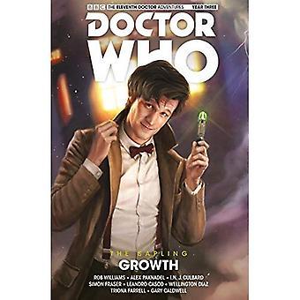 Doctor Who: Elfte Doktorn, tillväxt