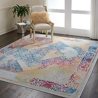 ANKARA GLOBAL ANR04 Ivory Multi  Rectangle Rugs Traditional Rugs