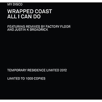 My Disco - Wrapped Coast [Vinyl] USA import
