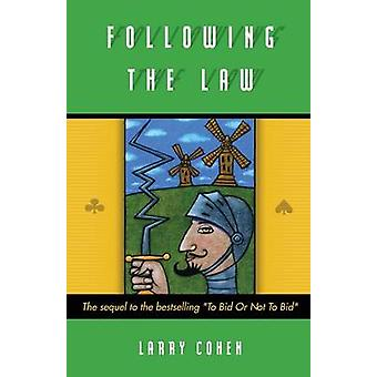 Following the Law The Total Tricks Sequel by Cohen & Larry
