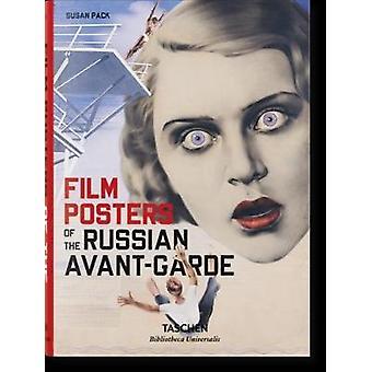 Film affischer av den ryska avant-garde av Susan Pack-9783836559485