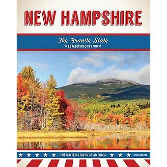 New Hampshire by John Hamilton - 9781680783315 Book