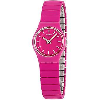 Swatch FLEXIPINK Ladies Watch LP149B