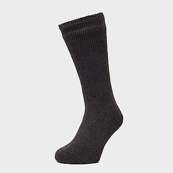 New Heat Holders Men's Original Thermal Socks Dark Grey