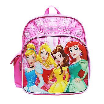 Mini batoh Disney Princezná Popoluška Aurora Bella & Ariel A08430