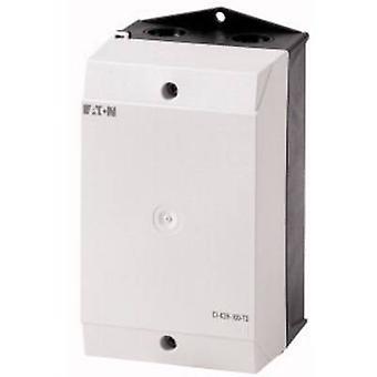 Eaton CI-K2H-100-TS Carcasa para montaje en riel (L x An x H) 100 x 100 x 160 mm Gris-blanco (RAL 7035), Negro (RAL 9005) 1 ud(s)