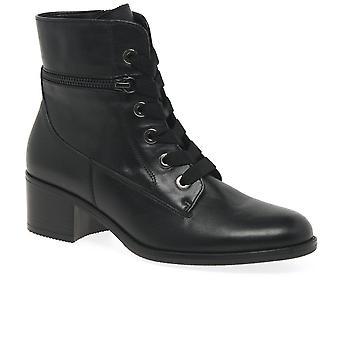 Gabor Iria dame militær stil støvler
