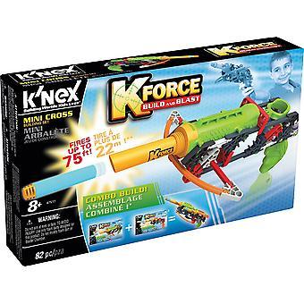 K'NEX K-Force Mini Kruis gebouw Set
