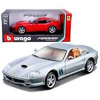 Burago 1/24 Ferrari 550 Maranello