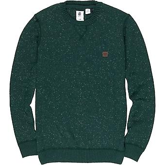 Element Knitted Sweater ~ Kayden spruce