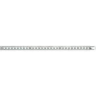 Rumold Ruler 323703 Silver 30 cm