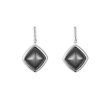 Vrouw-oorbellen Ceranity Sterling-Silber 925 2-2 G 1-42/0013-N