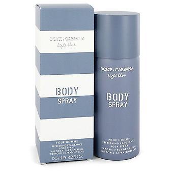 Spray de cuerpo azul claro por Dolce & Gabbana 547365 125 ml