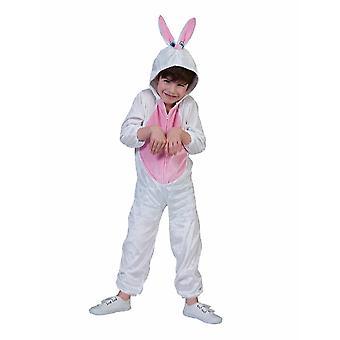 Conigli obambini Conigli Ostino Bianco Coniglio Costume Bambini Carnevale Animal Costume