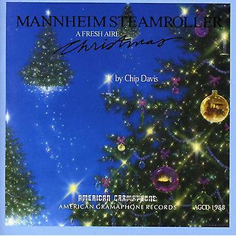 Mannheim Steamroller - Fresh Aire Christmas [CD] USA import