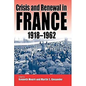 Crise et renouveau en France, 1918-1962