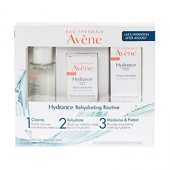 Avene Hydrance Rehydrating Routine Skin Kit