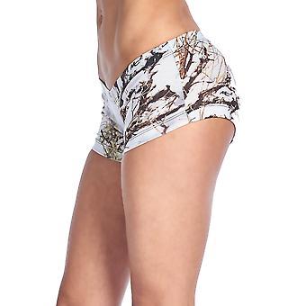 Authentische true Timber White Shorts