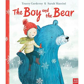Boy and the Bear by Tracey Corderoy