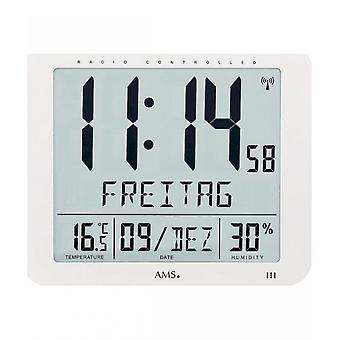 Funk AMS digital wall clock-5886