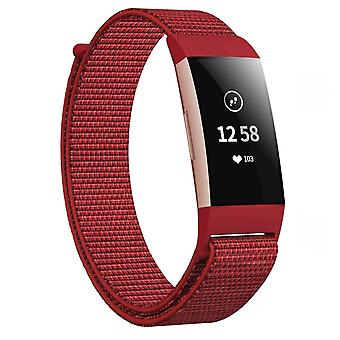 Fitbit Charge 3 Nylon Armband