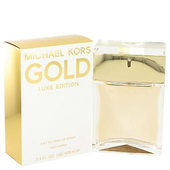 Michael kors oro luxe eau de parfum spray di Michael kors 503356 100 ml