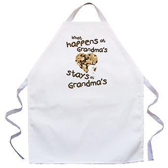Séjourne à grand-mère apos;s tablier