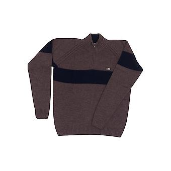Pullover Marron Lacoste Mænd