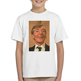 TV Zeiten Kenneth Williams Retro-Kinder T-Shirt